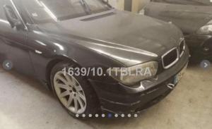 BMW 745 4398cc ano 2003 Licitação 750 euros 2