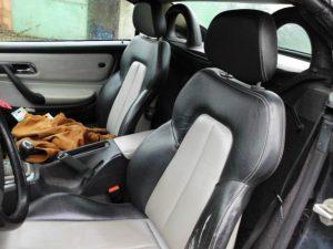 Mercedes SLK 200 de 99 Licitação 4550 euros 5