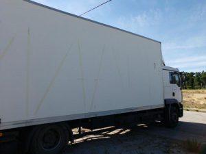 Camião MAN licitação 6888 euros 3