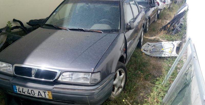Rover 414 licitação 1 Euro 1