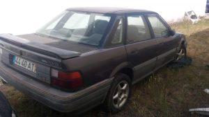 Rover 414 licitação 1 Euro 3