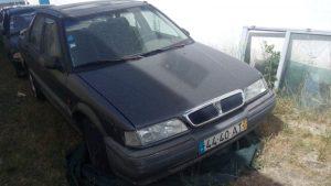 Rover 414 licitação 1 Euro 4
