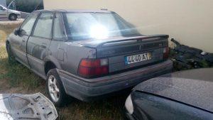 Rover 414 licitação 1 Euro 5