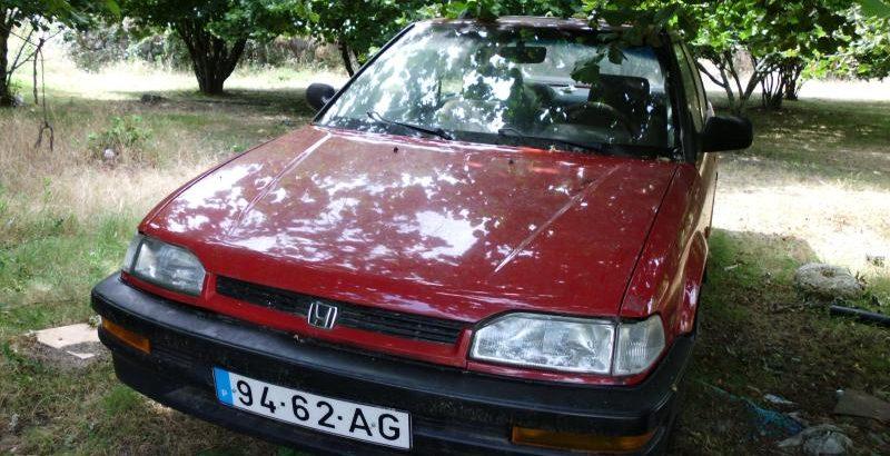 Honda Concerto base de licitação 1 Euro 11