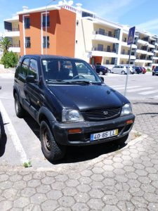 DAIHATSU TERIOS Base de Licitação 350 euros (vendido) 4