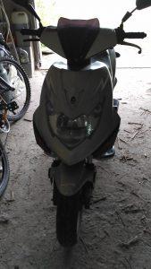 Ciclomotor de 2008 175 euros licitação base 4
