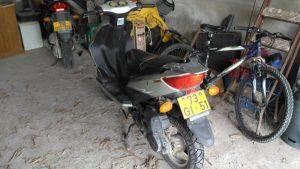 Ciclomotor de 2008 175 euros licitação base 1
