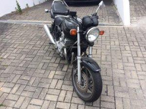 Honda CB 750cc Base de licitação 700 euros 2