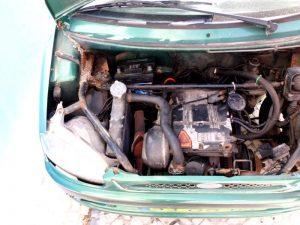 Carro Virgo ano 2000 base licitação 20 euros 2