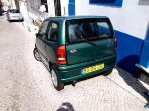 Carro Virgo ano 2000 base licitação 20 euros 4
