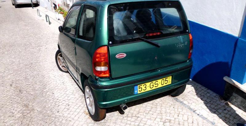 Carro Virgo ano 2000 base licitação 20 euros 1