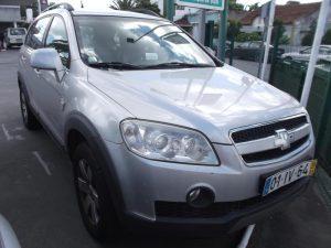 Chevrolet Klac ano 2010 Licitação 3500 euros 2