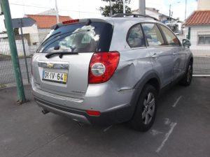 Chevrolet Klac ano 2010 Licitação 3500 euros 3