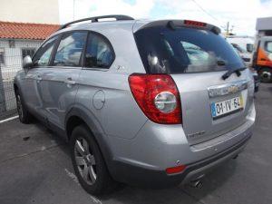 Chevrolet Klac ano 2010 Licitação 3500 euros 4