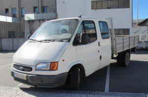 Ford Transit 1999 Licitação 1291 euros 2
