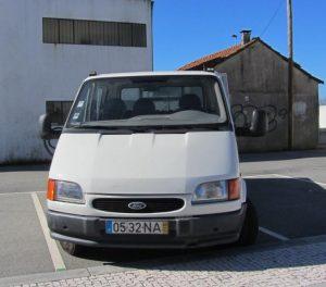 Ford Transit 1999 Licitação 1291 euros 3
