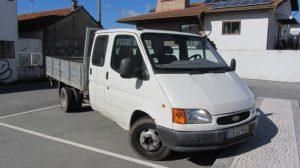 Ford Transit 1999 Licitação 1291 euros 4