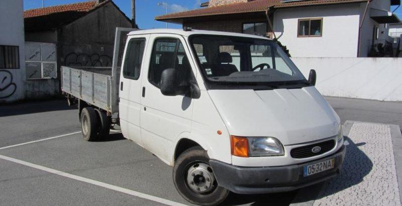 Ford Transit 1999 Licitação 1291 euros 44