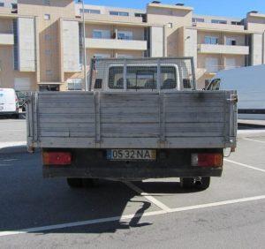 Ford Transit 1999 Licitação 1291 euros 5