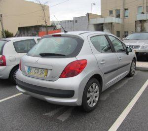 Peugeot 207 do ano 2006 Licitação 1400 euros 4