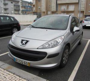 Peugeot 207 do ano 2006 Licitação 1400 euros 5