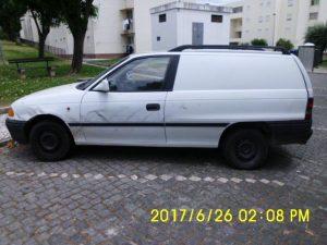 Opel Astra Licitação 258 euros 2