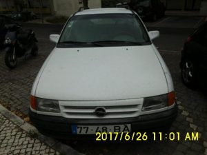 Opel Astra Licitação 258 euros 3