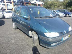 Renault Scenic ano 1998 Licitação 600 euros 5