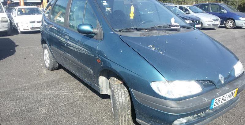 Renault Scenic ano 1998 Licitação 600 euros 1