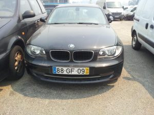BMW série 1 de 2008 à melhor oferta 2