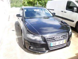 Audi A4 2010 Base de licitação 9578 euros 2