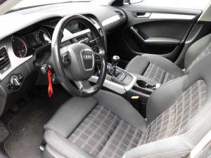 Audi A4 2010 Base de licitação 9578 euros 3