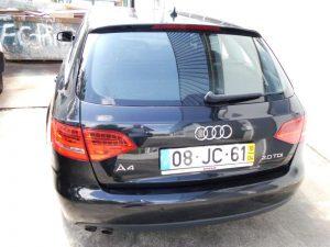 Audi A4 2010 Base de licitação 9578 euros 4