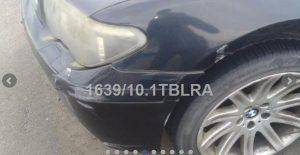 BMW 745 4398cc ano 2003 Licitação 750 euros 6