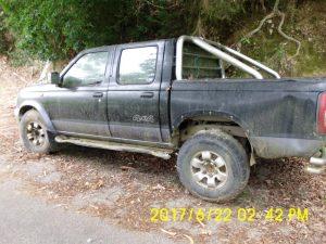Nissan 4x4 ano 1999 Licitação 350 euros 3