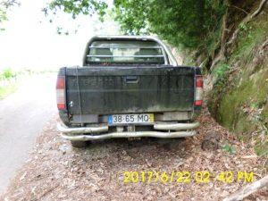 Nissan 4x4 ano 1999 Licitação 350 euros 2