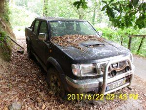 Nissan 4x4 ano 1999 Licitação 350 euros 4