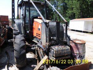 Tractor Valtra EEM Licitação 350 euros 2