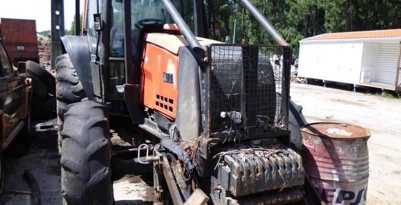 Tractor Valtra EEM Licitação 350 euros 1