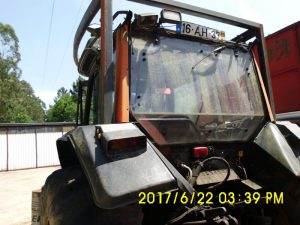 Tractor Valtra EEM Licitação 350 euros 3