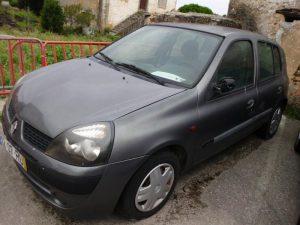 Renault Clio Base de Licitação 430 euros 2