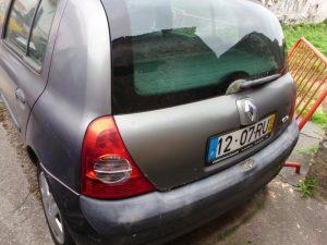 Renault Clio Base de Licitação 430 euros 4