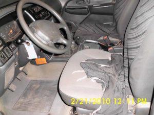 Mitsubishi L200 de 1997 Licitação 615 euros 5