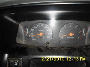Mitsubishi L200 de 1997 Licitação 615 euros 4