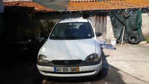 Opel Corsa Licitação 301 euros 2