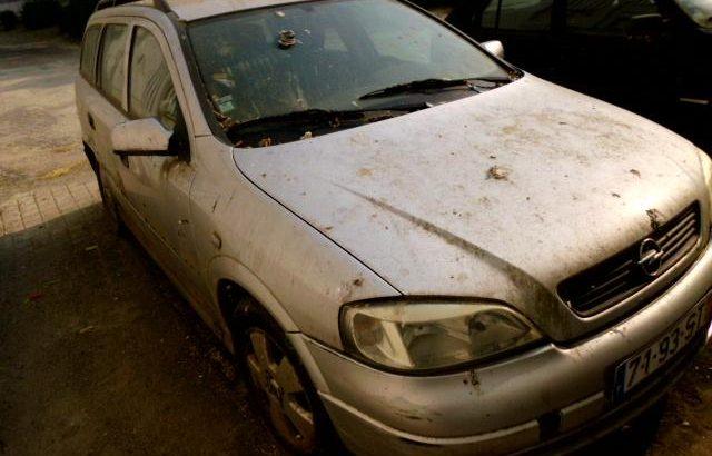 Opel Astra Gasóleo Licitação 1200 euros (vendido) 43