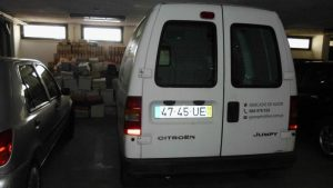 Citroen Jumpy Gasóleo Licitação 350 euros 2