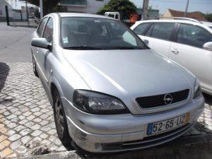 Opel Astra Gasóleo Licitação 665 euros 2