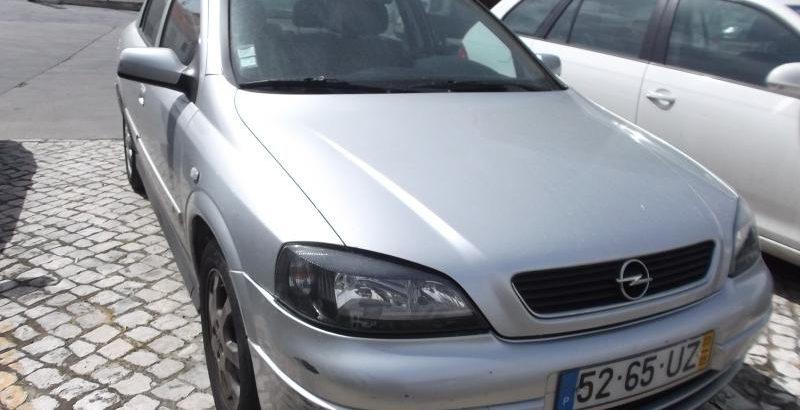 Opel Astra Gasóleo Licitação 665 euros 21