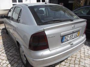 Opel Astra Gasóleo Licitação 665 euros 4